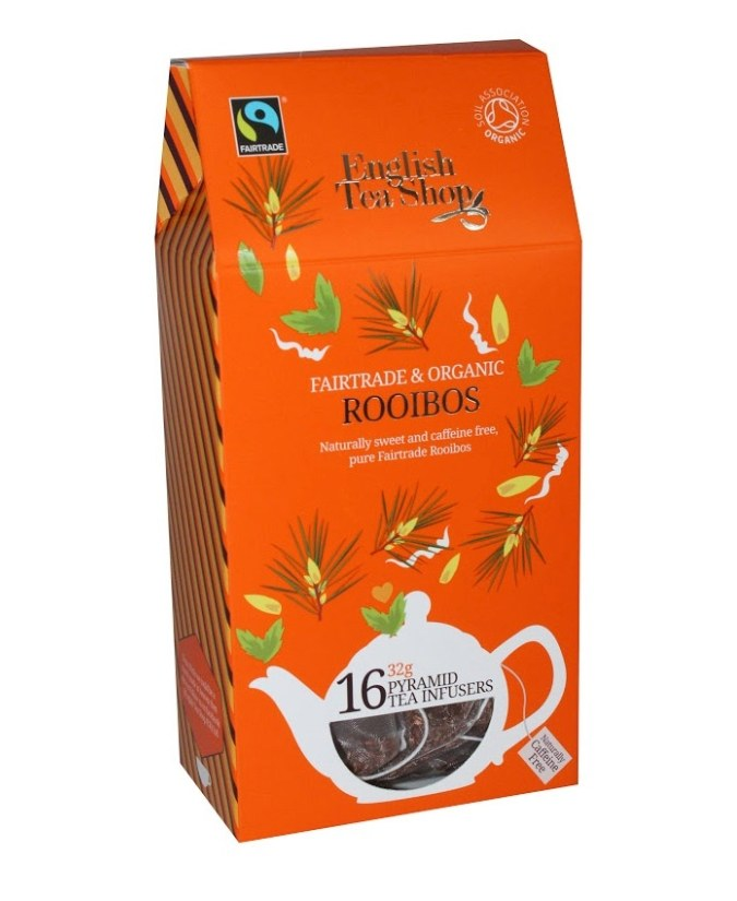 ETS 16 Bio Rooibos Tea 16 db