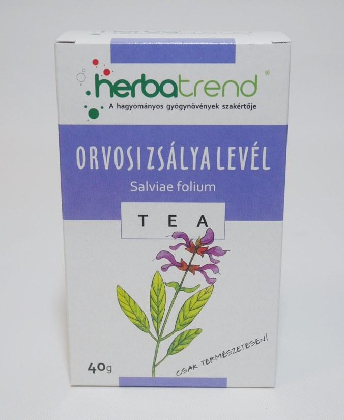 Herbatrend Szálas Dobozos Orvosi Zsálya 40 g