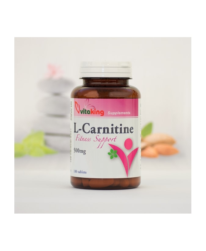VITAKING L-CARNITINE TABLETTA 100 DB