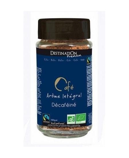 Destination Décaféiné Koffeinmentes instant kávé 100 g