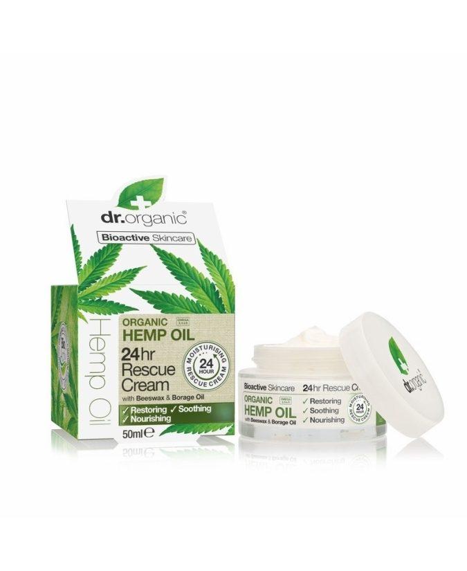 Dr. Organic Kender Elsősegély Krém 50 ml