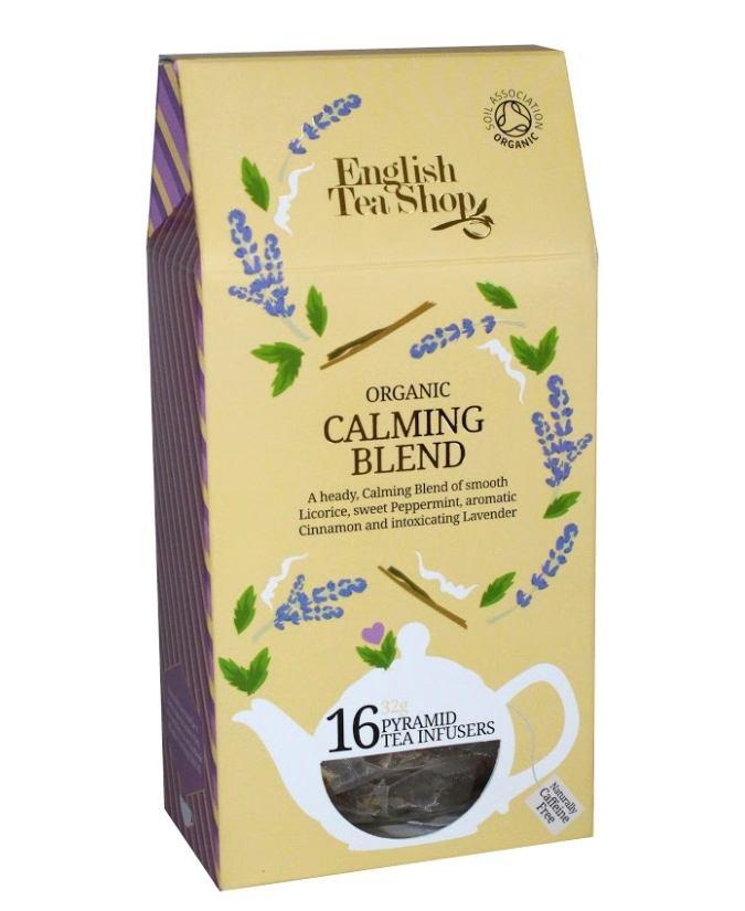 ETS 16 Bio Calming Blend Tea 16 db