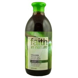 FAITH IN NATURE TUSFÜRDŐ KAKAÓS 400 ML