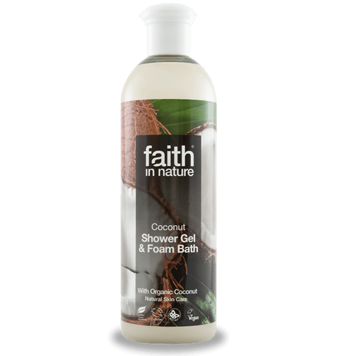 FAITH IN NATURE TUSFÜRDŐ KÓKUSZ 250 ML