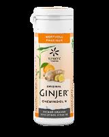 Ginjer Gyömbéres-narancsos rágó 30 g