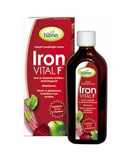 Hübner Iron VitalF 250 ml