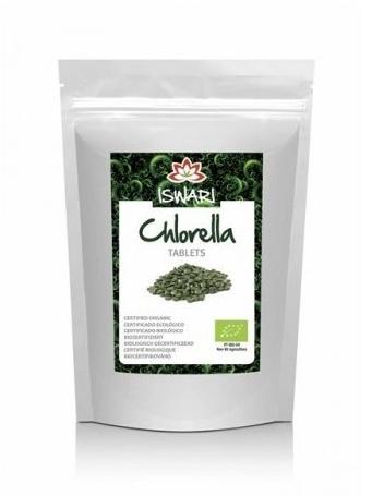 Iswari bio chlorella tabletta 125 g