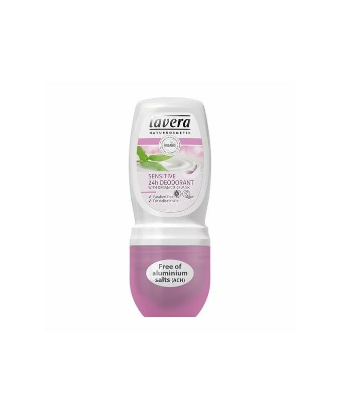 Lavera deo roll-on sensitive 50 ml