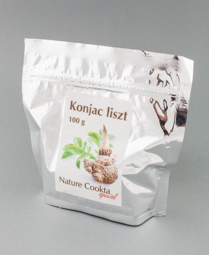 Nature Cookta Konjac liszt 100 g