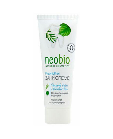 Neobio Fluormentes fogkrém varázsmogyoróval és rozmaringgal 75 ml