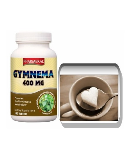 Pharmekal Gymnema Sylvestre tabletta 180 db 400 mg