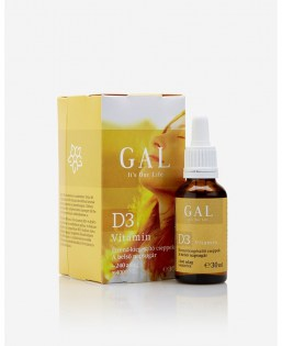 GAL D3 vitamin 30 ml