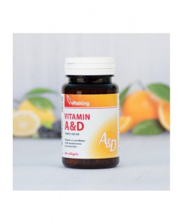 Vitaking A&D vitamin 60 db