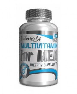 BIOTECH MULTIVITAMIN FOR MEN (MEN'S PERFORMANCE) TABLETTA 60 DB