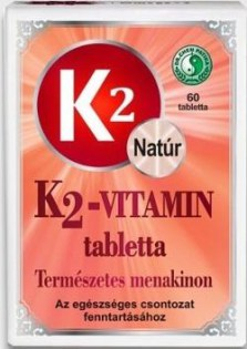 DR.CHEN K2-VITAMIN TABLETTA NATUR 60 DB