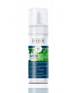 Lavera men sensitive borotválkozó hab 150 ml