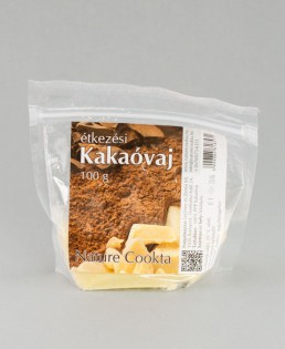 Nature Cookta Kakaóvaj 100 gramm