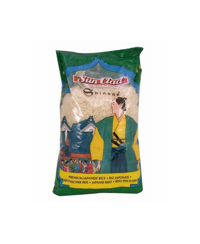 Shinode Japán sushi rizs 1000 gramm
