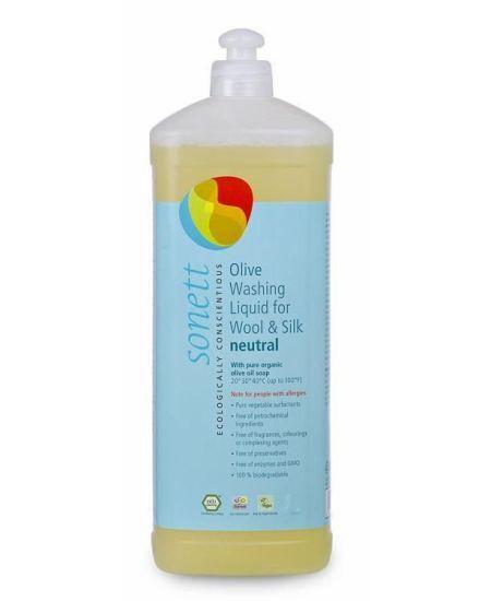 Sonett folyékony mosószer semleges oliva 1000 ml