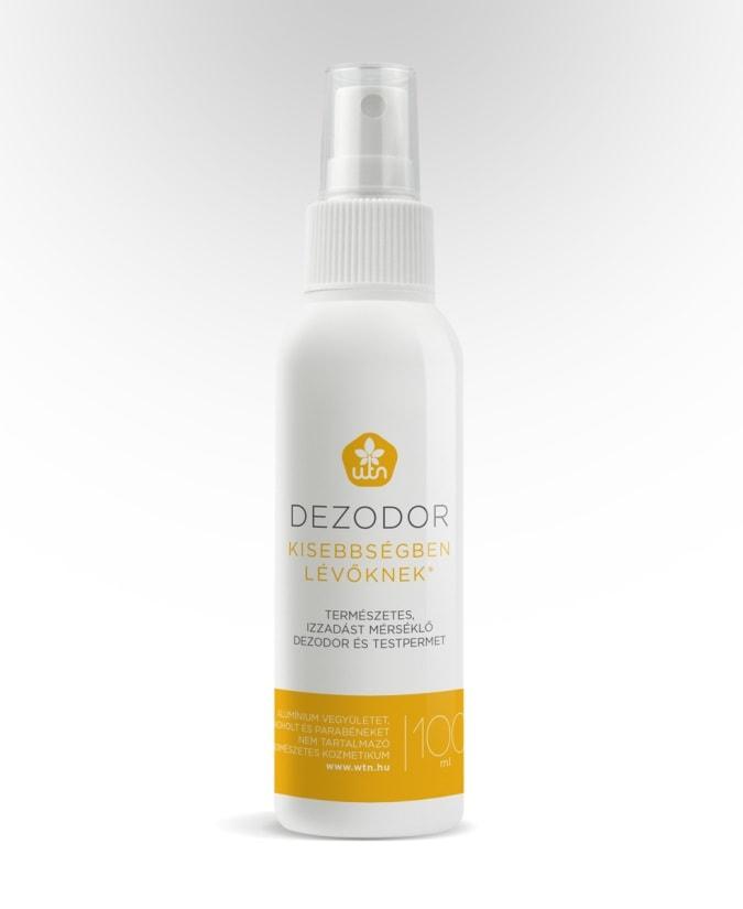 WiseTree kisebbségben lévőknek dezodor 100 ml
